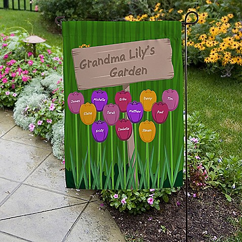Grandma S Garden Flag Bed Bath Amp Beyond