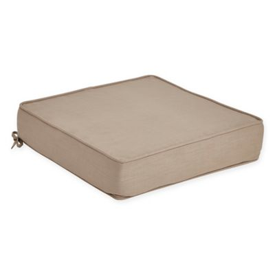Buy Deep Seating Chair Cushions from Bed Bath Beyond