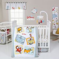 Trend Lab® Dr. Seuss® Friends 5-Piece Crib Bedding Set