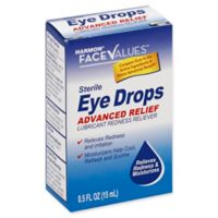 Harmon® Face Values® .5 fl. oz. Advanced Relief Eye Drops