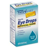 Harmon® Face Values® .5 fl. oz. Artificial Tears Eye Drops