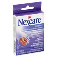Nexcare™ 5-Count Toe Blister Comfort Cushions