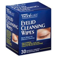 Harmon® Face Values® 30-Count Eyelid Cleansing Wipes