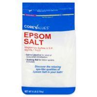 Core Values 6 lb. Epsom Salt