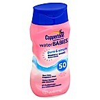 Coppertone® Water BABIES® Pure & Simple 6 fl. oz. Mineral Sunscreen Lotion with SPF 50
