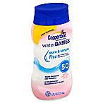 Coppertone® Water BABIES® Pure & Simple 6 fl. oz. Sunscreen Lotion with SPF 50