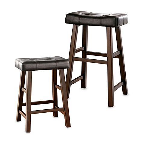 Padded Saddle Stool  sc 1 st  Bed Bath u0026 Beyond : padded saddle bar stools - islam-shia.org