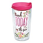 Tervis® Punch Today in the Face 16 oz. Wrap Tumbler with Lid