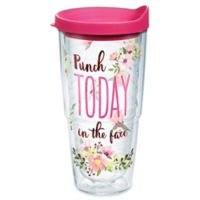 Tervis® Punch Today in the Face 24 oz. Wrap Tumbler with Lid