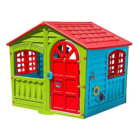 Palplay House Of Fun Indoor Outdoor Playhouse In Multi