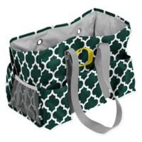 University of Oregon Quatrefoil Jr. Caddy in Hunter