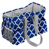 NFL Indianapolis Colts Quatrefoil Jr. Caddy in Royal