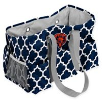 NFL Chicago Bears Quatrefoil Jr. Caddy in Navy