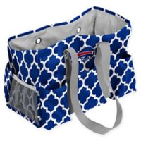 NFL Buffalo Bills Quatrefoil Jr. Caddy in Royal