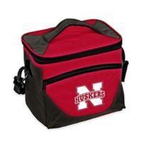 University of Nebraska Halftime Lunch Cooler in Red