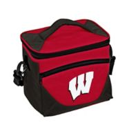 University of Wisconsin Halftime Lunch Cooler in Red
