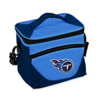 NFL Tennessee Titans Halftime Lunch Cooler in Blue/Black