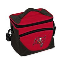 NFL Tampa Bay Buccaneers Halftime Lunch Cooler in Red/Black
