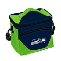 NFL Seattle Seahawks Halftime Lunch Cooler in Navy/Lime