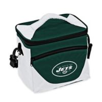 NFL New York Jets Halftime Lunch Cooler in Green/White