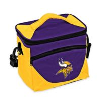 NFL Minnesota Vikings Halftime Lunch Cooler in Purple/Gold