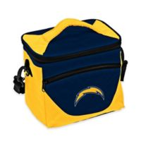 NFL Los Angeles Chargers Halftime Lunch Cooler in Navy/Gold