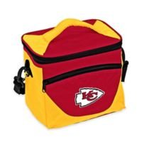 NFL Kansas City Chiefs Halftime Lunch Cooler in Red/Gold