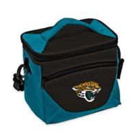 NFL Jacksonville Jaguars Halftime Lunch Cooler in Black/Teal