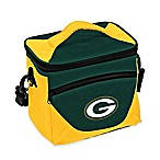 NFL Green Bay Packers Halftime Lunch Cooler in Hunter/Gold
