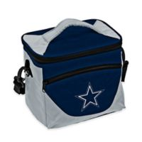 NFL Dallas Cowboys Halftime Lunch Cooler in Navy/Silver