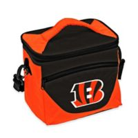 NFL Cincinnati Bengals Halftime Lunch Cooler in Black/Orange