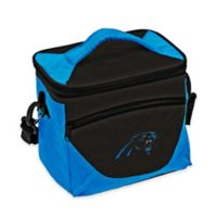 NFL Carolina Panthers Halftime Lunch Cooler in Carolina Blue/Black