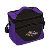 NFL Baltimore Ravens Halftime Lunch Cooler in Black/Purple