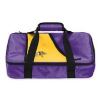 NFL Minnesota Vikings Casserole Caddy in Purple