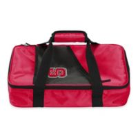 North Carolina State University Wolfpack Casserole Caddy in Red
