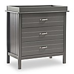 DaVinci Asher 3-Drawer Changer Dresser in Slate