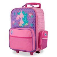 Stephen Joseph® Unicorn Classic Rolling Luggage in Purple