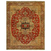 Exquisite Rugs Antique Weave 8-Foot x 10-Foot Area Rug in Red