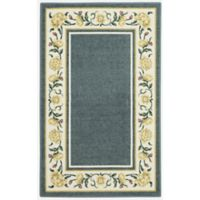 Brumlow Mills Salina 1-Foot 8-Inch x 2-Foot 10-Inch Accent Rug in Lapis