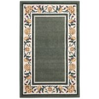 Brumlow Mills Salina 1-Foot 8-Inch x 2-Foot 10-Inch Accent Rug in Ivy