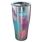 Tervis® Watercolor Pineapple 30 oz. Stainless Steel Tumbler with Lid
