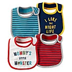 carter's® 4-Pack Monster Bibs