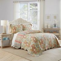 Waverly Spring Bling Queen Bedspread Set
