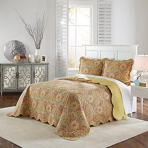 Waverly Swept Away Bedspread Set Bed Bath Amp Beyond