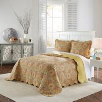 Waverly Swept Away Queen Bedspread Set