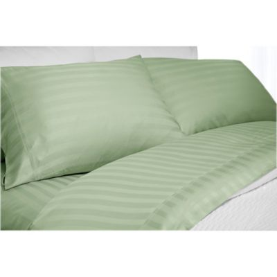 Genial Elle Viscose Made From Bamboo 300 Thread Count California King Sheet Set In  Sage