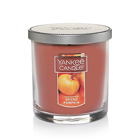 Yankee Candle 174 Housewarmer 174 Spiced Pumpkin Small Tumbler
