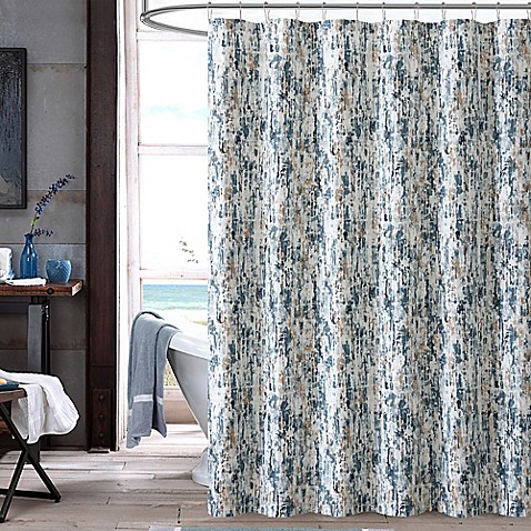 Victoria Rain Shower Curtain in Navy - Bed Bath & Beyond on new home bathroom designs, whimsical bathroom designs, log home bathroom designs, antique style bathroom designs, small bathroom designs, single wide bathroom designs, adirondack style bathroom designs, 1980s bathroom designs, ornate bathroom designs, amish bathroom designs, country bathroom designs, summer bathroom designs, traditional bathroom designs, ranch style bathroom designs, gothic bathroom designs, cottage bathroom designs, halloween bathroom designs, gold bathroom designs, navy bathroom designs, historical bathroom designs,