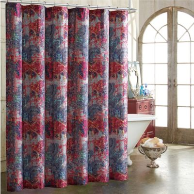 Beautiful Tracy Porter Nell Shower Curtain In Pink