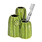 Destinations Southwest Cactus Toothbrush Holder